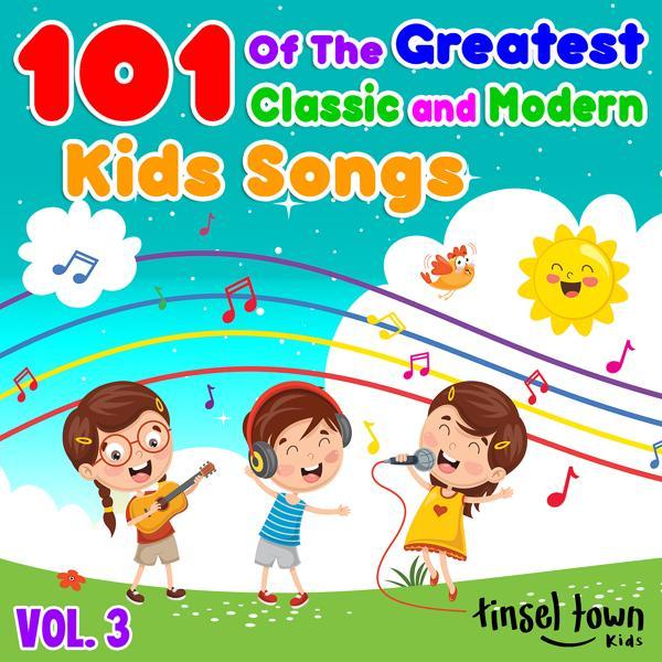 Музыка от Tinsel Town Kids в формате mp3