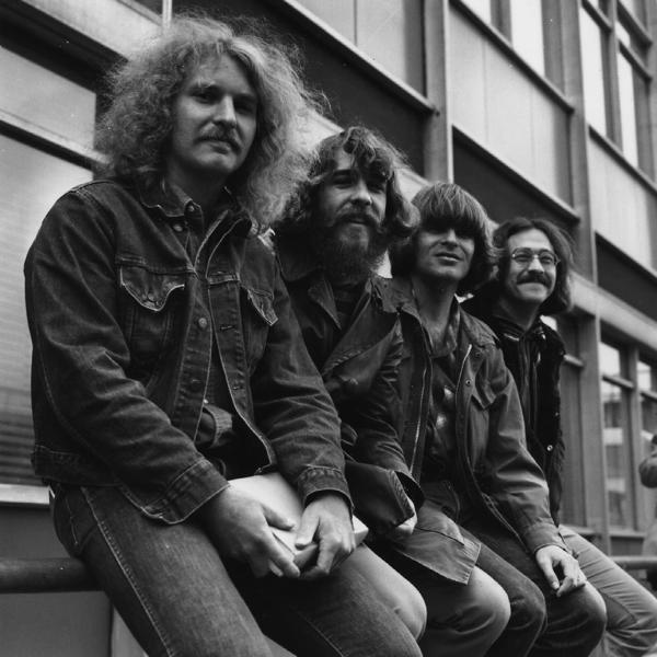 Creedence Clearwater Revival все песни в mp3