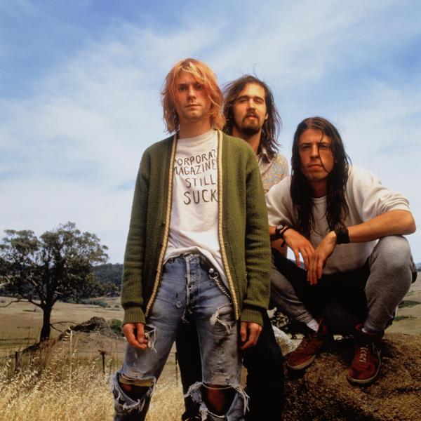 Музыка от Nirvana в формате mp3