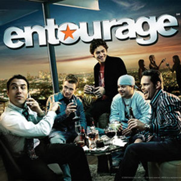 Музыка от Entourage в формате mp3