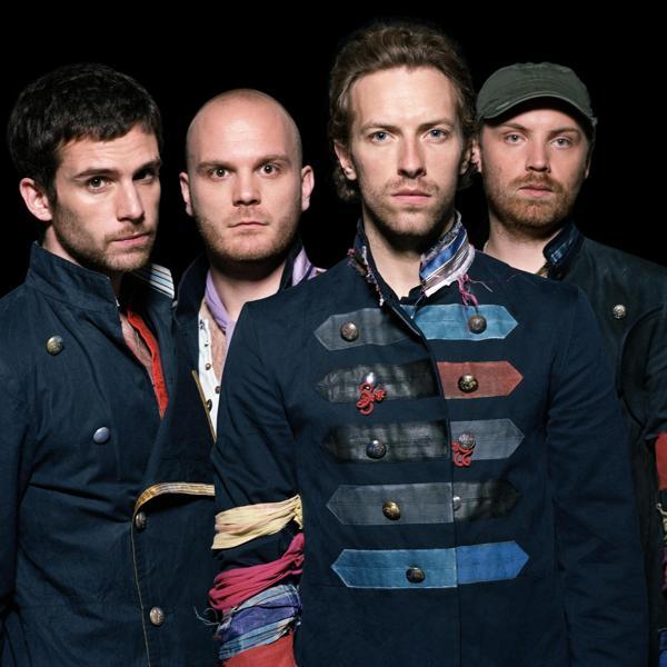 Музыка от Coldplay в формате mp3