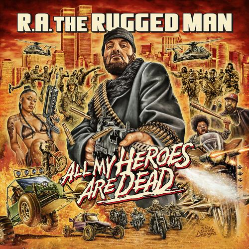 R.A. The Rugged Man - The Big Snatch  (2020)