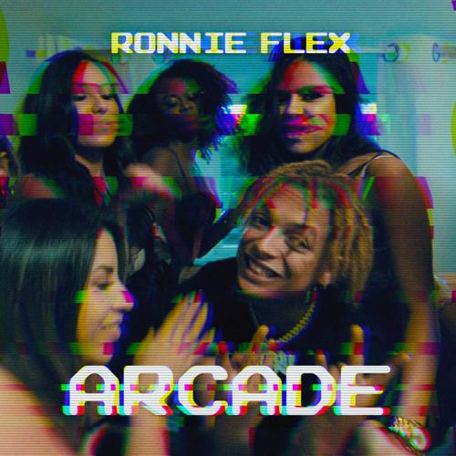 Ronnie Flex - Arcade  (2020)