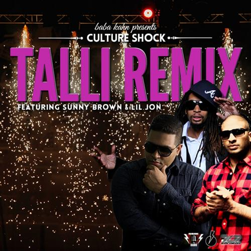 Lil Jon, Sunny Brown, DJ Baba Khan - Talli Remix (feat. Lil Jon & Sunny Brown)  (2016)