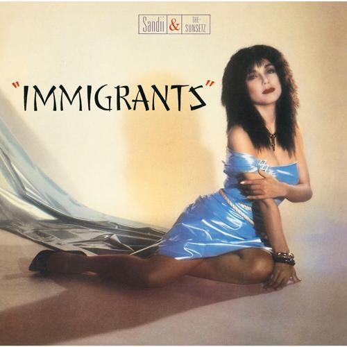 Sandii & The Sunsetz - PERFECT STRANGERS  (1982)