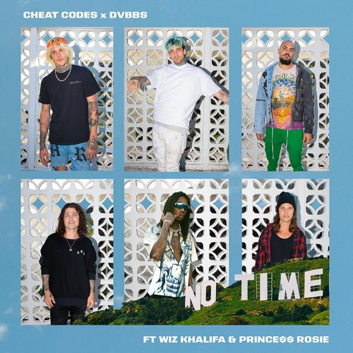 Cheat Codes, DVBBS, Wiz Khalifa, PRINCE$$ ROSIE - No Time (feat. Wiz Khalifa and PRINCE$$ ROSIE)  (2020)