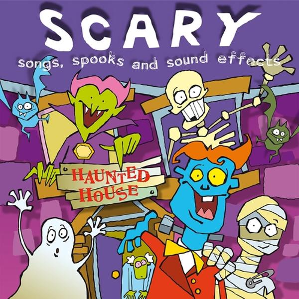 Альбом: Scary: Songs, Spooks and Sound Effects