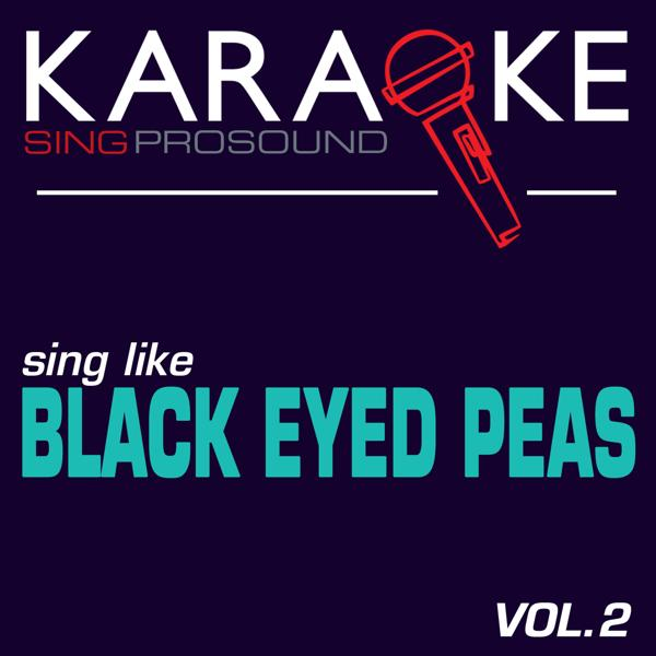 Альбом: Karaoke in the Style of Black Eyed Peas