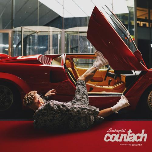 Элджей - Lamborghini Countach  (2020)