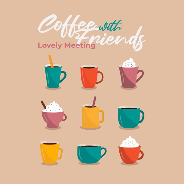 Альбом: Coffee With Friends - Lovely Meeting