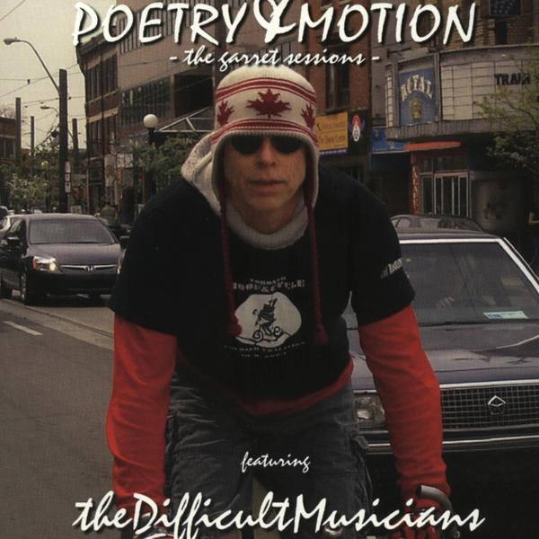 Альбом: Poetry & Motion - The Garret Sessions CD