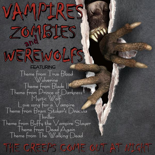 Альбом: Vampires, Zombies & Werewolves!