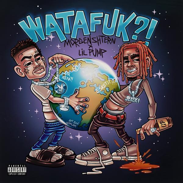 Альбом: WATAFUK?!