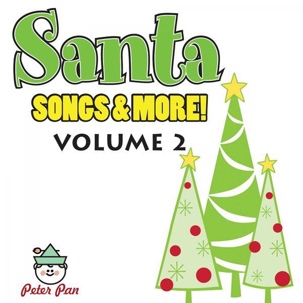 Альбом: Santa Songs & More, Vol. 2