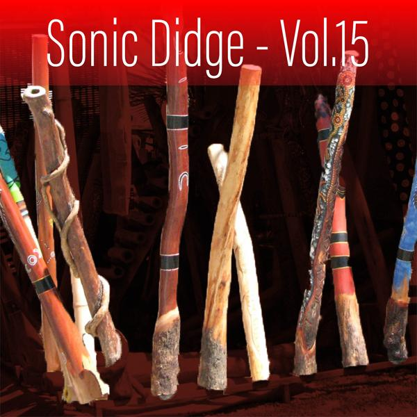 Альбом: Sonic Didge, Vol. 15