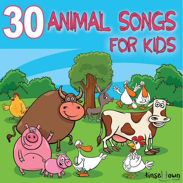 Альбом: 30 Animal Songs For Kids