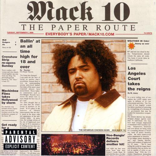 Mack 10, Ice Cube, Techniec - Tha Weekend  (2000)