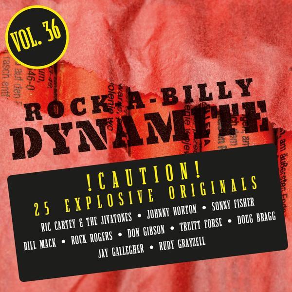 Альбом: Rock-A-Billy Dynamite, Vol. 36