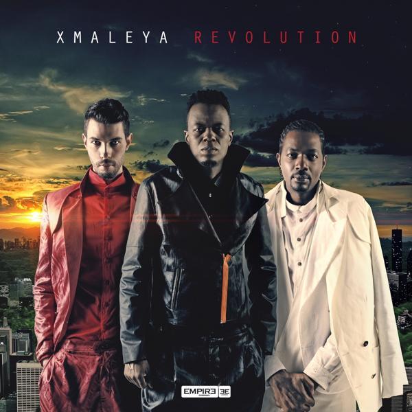 Альбом: Revolution