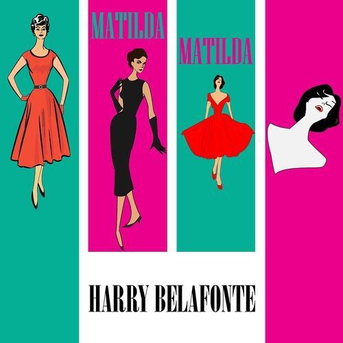 Harry Belafonte - I Do Adore Her  (2014)