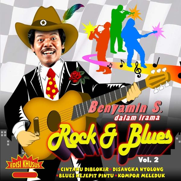 Альбом: Benyamin S Dalam Irama Rock & Blues, Vol. 2