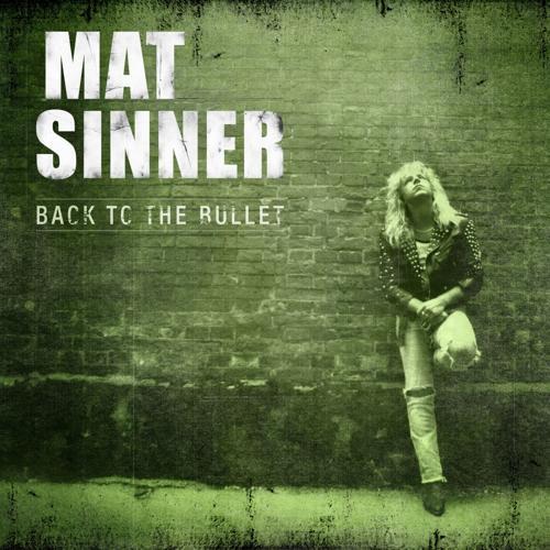 Mat Sinner - Back to the Bullet  (2015)