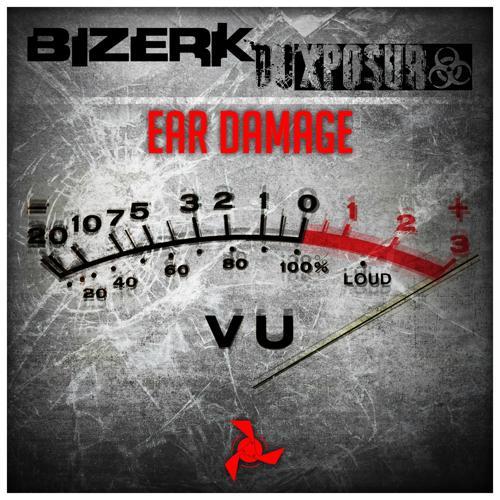 Bizerk, DJ Xposur - Ear Damage  (2014)