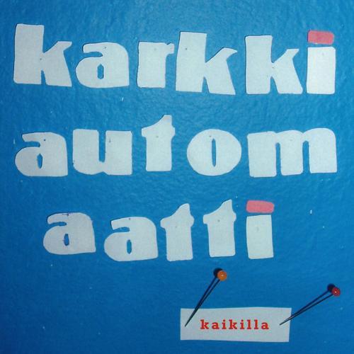Karkkiautomaatti - Ymmärtää jos voisit näin  (2006)