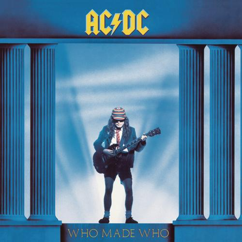 AC/DC - Sink the Pink  (1986)