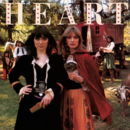 Heart - Sylvan Song  (1977)