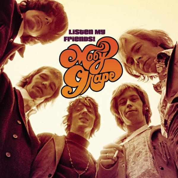 Альбом: Listen My Friends! The Best Of Moby Grape