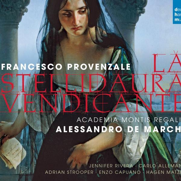 Альбом: Provenzale: La Stellidaura vendicante