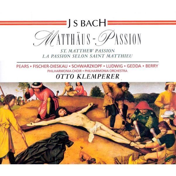Альбом: St Matthew Passion - Bach
