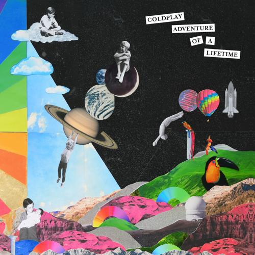 Coldplay - Adventure of a Lifetime  (2015)
