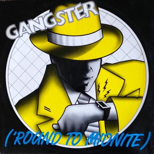 Gangster - 'Round to Midnite (Instrumental Version)  (1991)
