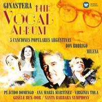 Gisèle Ben-Dor - Cinco canciones populares, Op. 10: No. 4, Arroró