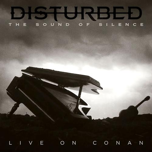 Disturbed - The Sound of Silence (Live on CONAN)  (2016)