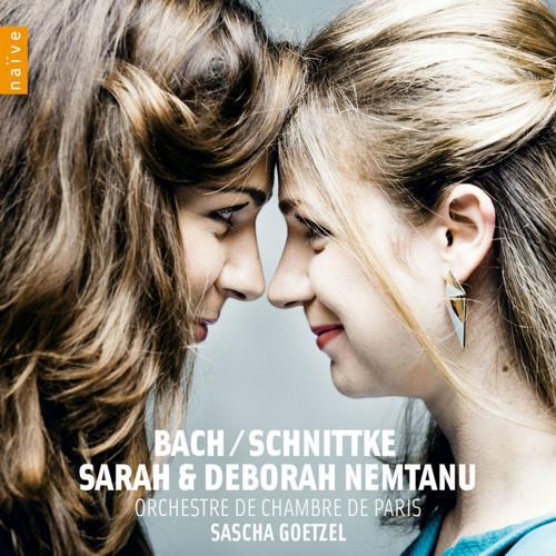 Deborah Nemtanu, Orchestre De Chambre De Paris, Sascha Goetzel - Violin Concerto in A Minor, BWV 1041: II. Andante