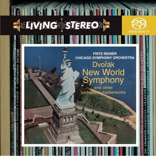 """Fritz Reiner - Symphony No. 9 in E Minor, Op. 95, B. 178 """"From the New World"""": III. Scherzo. Molto vivace  (1957)"""