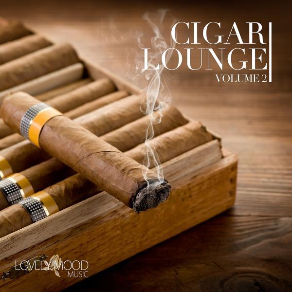 Альбом Cigar Lounge, Vol. 2