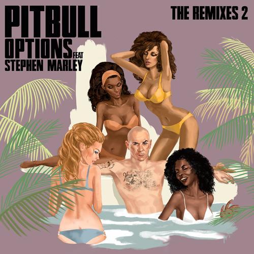 Pitbull, Stephen Marley - Options (SpydaTEK Remix)  (2017)