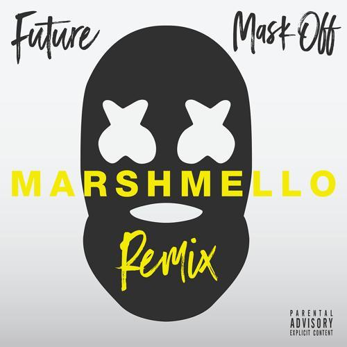 Future - Mask Off (Marshmello Remix)  (2017)