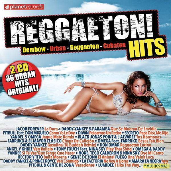 Альбом: Reggaeton! Hits - 36 Urban Hits Original Versions