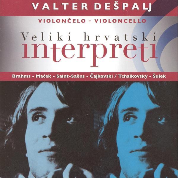 Альбом: Veliki Interpreti: Valter Dešpalj