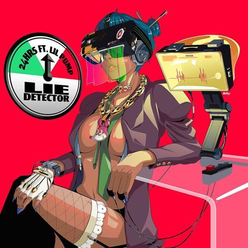 24hrs, Lil Pump - Lie Detector (feat. Lil Pump)  (2018)