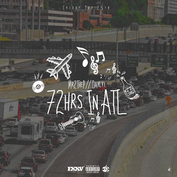 Альбом: 72hrs in Atl