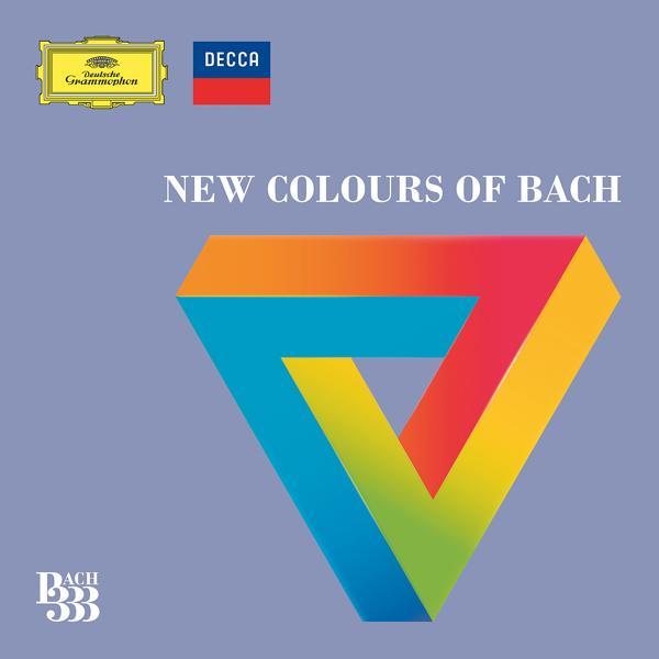 Альбом: Bach 333: New Colours Of Bach