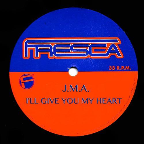 Jma & Danny Rodia - I'll Give You My Heart (Danny Rodia Dub Remix)  (2018)