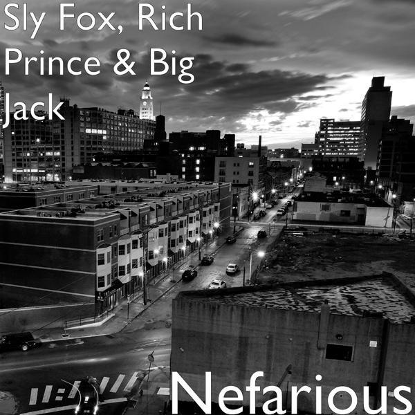 Альбом: Nefarious
