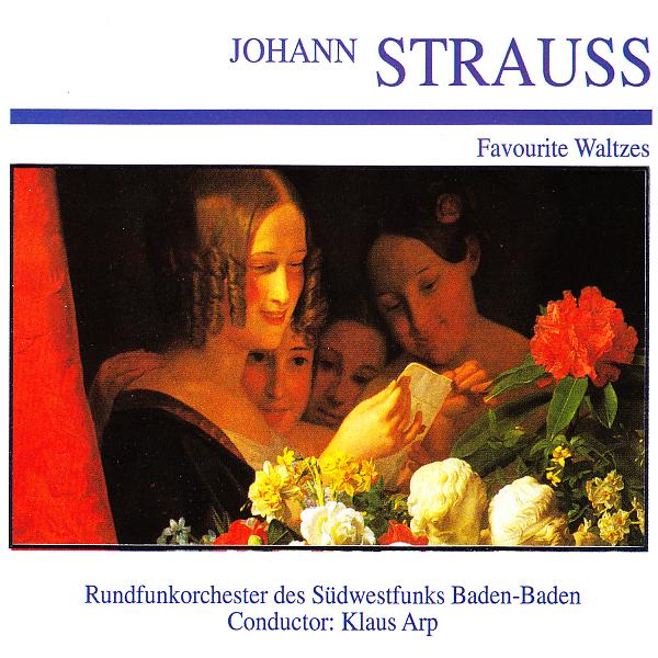 Альбом: Johann Strauss: Favourite Waltzes